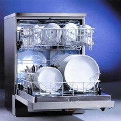 Установка встроенной посудомоечной машины. Прокопьевские сантехники.