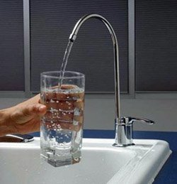 Установка фильтра очистки воды город Прокопьевск