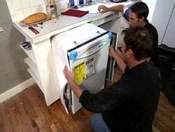 Установка посудомоечной машины в Прокопьевске