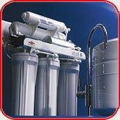 Картинка. Установка фильтра очистки воды в квартире, коттедже или офисе в Прокопьевске