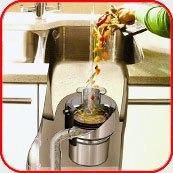 Картинка. Установка измельчителя пищевых отходов в квартире, коттедже или офисе в Прокопьевске
